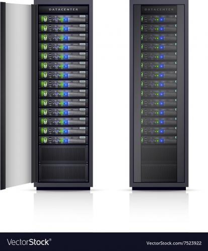 two-black-server-racks-realistic-vector-7523922